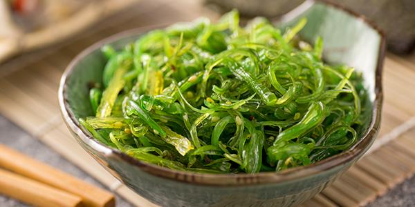 海藻をいっぱい食べても毛髪に効果はない!?